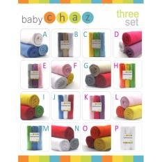 Belva Bedong Bayi Polos Size 100 x 110 cm / Pelindung Bedong Bayi - 1 pc WARNA RANDOM motif POLOS