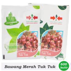 Benih Bawang Merah Tuk Tuk (Kemasan Personal Pouch Cap Panah Merah) - 3A5A35 - Original Asli