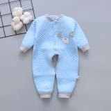 Spesifikasi Berlapis Bayi Siam Mendaki Pakaian Romper Terbaru