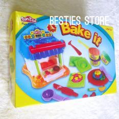 Besties Mainan Anak Fun-Doh Bake It ( Oven )