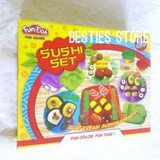 Besties Mainan Anak Fun-Doh Sushi Set