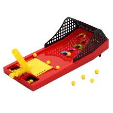 Bestprice Novelty Lucu Mainan Meja Marmer Ball Shooting Target Skor Football Bermain Simulasi Anak-Intl