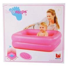 Beli Bestway Baby Steps Kotak Pink Yang Bagus