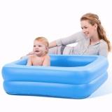Promo Bestway Babytub Bak Mandi Renang Bayi Empuk Blue