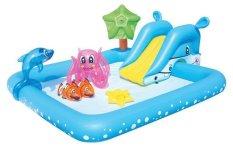Toko Jual Bestway Fantastic Acquarium Play Pool Kolam Renang Anak