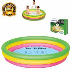 Jual Bestway Kolam Renang Anak Summer Set Pool 152 X 30 Cm Bestway Ori