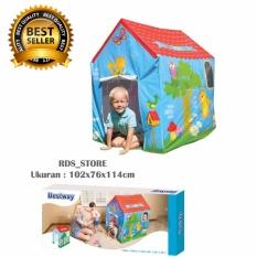 Jual Bestway Tenda Rumah Bermain Anak Play House Biru Bestway Murah