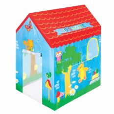 Spesifikasi Bestway Tenda Rumah Bermain Anak Play House Biru