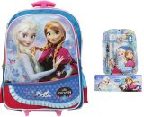 Toko Bgc Disney Troley T Frozen Anna Elsa Renda Tas Sekolah Kotak Pensil Alat Tulis Komplit Terlengkap Banten
