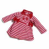Bibbo Blazer Garis Merah Jaket Bayi Perempuan Original