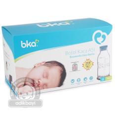 Harga Bka Botol Kaca Asi Bba007 Yang Murah Dan Bagus