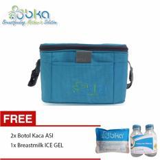 Spesifikasi Bka Cooler Bag Free 2 Botol Bka Dan Ice Gel 420Gr Terbaik