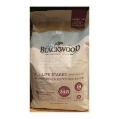 Blackwood Dog All Life Stages Salmon Meal With Brown Rice 2 2Kg Asli