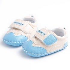 Harga Biru Panas Balita Bayi Sepatu Bayi Sol Lembut Slip Her At Brothers And Perempuan Rumbai Kembang Sepatu S1471 Paling Murah