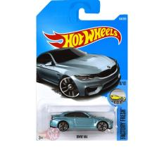 Bmw M4 Biru Muda / Light Blue - Hot Wheels Hw Hotwheels - Ebi66m