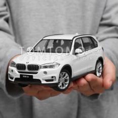 BMW X Series Diecast Miniatur Mobil Mobilan SUV Jeep Jip Kado Ultah Mainan Anak Cowok Laki Laki Aksesoris Interior Dashboard Tomtomo