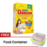 Toko Bogo Dancow Advanced Excelnutri 3 Usia 3 5 Tahun Coklat 800Gr Gratis Food Container Termurah
