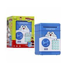 BonBon Celengan Brankas ATM Mainan Karakter