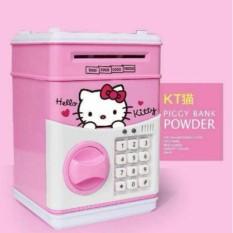 BonBon-Celengan Brankas ATM Mainan Karakter