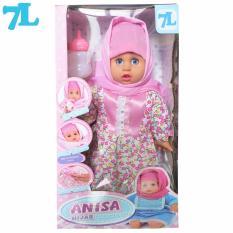 Boneka Anisa hijab baca do'a, bernyanyi lagu Indonesia dan English paling di cari dan terlaris/SYAFIA TOP BRAND