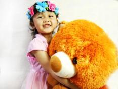 Boneka beruang teddy bear jumbo 100cm di lapak Boneka Bandung bonekabandung
