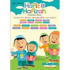 Harga Boneka Hafiz Talking Doll Hafiz Doll Boneka Hafizah Mainan Robot Aplikasi Android Toy Addict Original