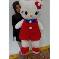 Boneka Hello Kitty Ukuran Jumbo 1 Meter By Grosir Boneka Nizza.