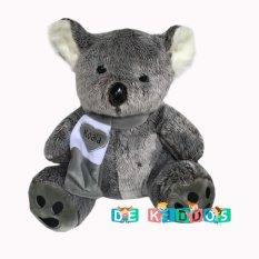Boneka Koala Winter Syal