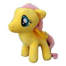 Boneka Kuda Poni My Little Pony Karakter High Quality (Pilih Sesuai Warna di dropdown warna))