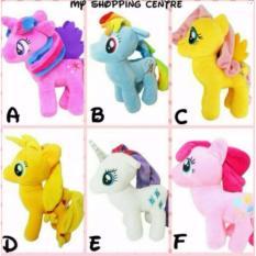 Boneka pony ukuran M