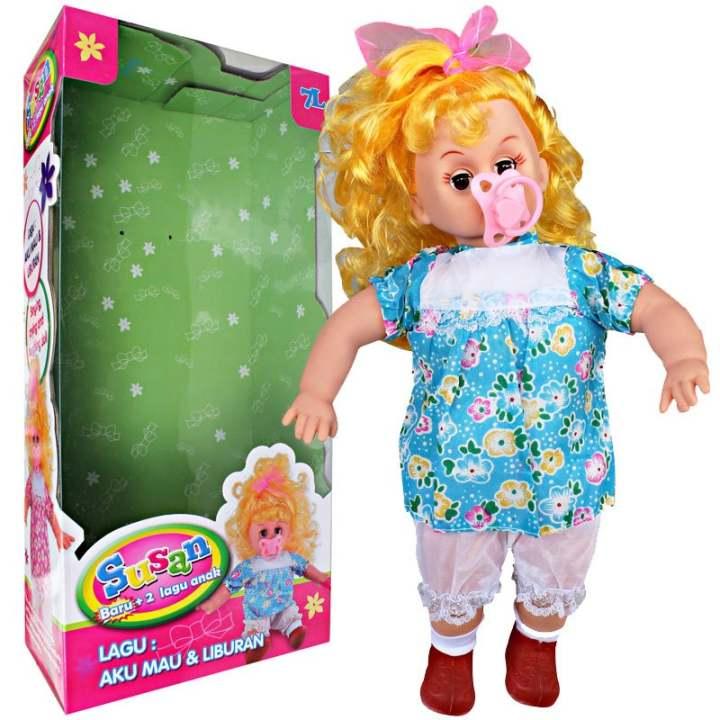 Boneka Susan: Membeli jualan online Boneka dengan harga