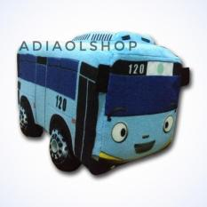 Boneka Tayo Little Bus Ukuran L 35 cm (Besar) High Quality