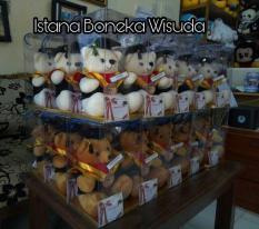 Boneka Wisuda Bandar Lampung  Souvenir Wisuda  Hadiah Wisuda