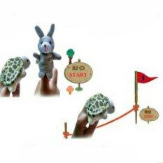 BonJar Boneka Jari The Hare and The Turtoise - 2 pcs