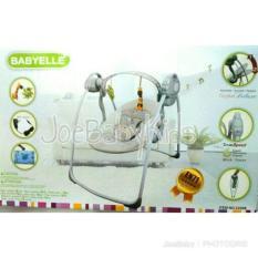 Promo Toko Bouncer Babyelle Swing Portable