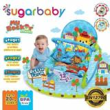 Jual Beli Online Bouncer Sugar Baby My Rocker 3 Stages Little Farm