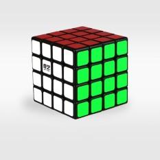 Permainan Asah Otak G4 Rubik 4X4 Stiker Teka-teki Berkelok-kelok Kompetisi Balok Ketangkasan