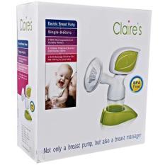 Harga Breast Pump Electric Claire S Claire Asi Gbp A20 Elektrik Pompa Asli Claire S