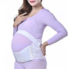 Bernapas Maternity Perut Pinggang Sabuk Hamil Kehamilan Perut Kawat Gigi Penopang Belakang Band (2XL)
