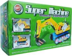 BRG- 17000487 Mainan Mobil Traktor Beko / Super Machine Truck