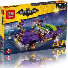 Bricks 07046 Batman Movie The Joker Notorious Lowrider - 5Rinl4