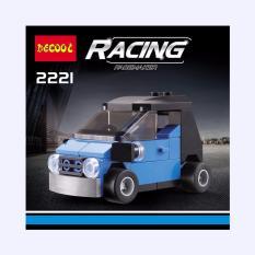 Bricks Decool 2221 Racing