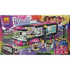 Bricks / Lego Friends Livi Bela 10407 - G95jjc