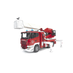 Beli Bruder Toys 3590 Scania R Series Fire Engine With Water Pump Bruder