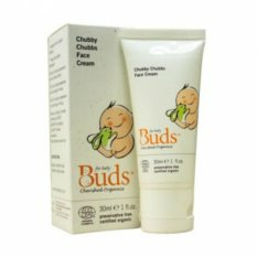 Jual Buds Baby Chubby Chubbs Face Cream Cherished 30Ml Import
