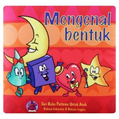 Buku Kainku / Soft Book - Mengenal Bentuk