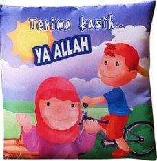 Buku Kainku / Soft Book - Terimakasih Ya Allah