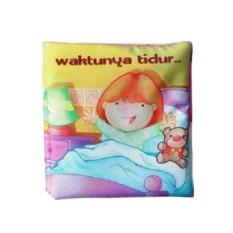 Buku Kainku / Soft Book - Waktunya Tidur