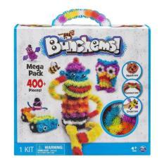 Promo Bunchems Mainan Edukasi Kado Edukatif Mega Packs 400 Pieces Akhir Tahun