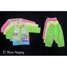 Diskon Besarbuy 1 Get 3 Setelan Anak Bayi Panjang Baju Bayi Baju Anak 3 Stel